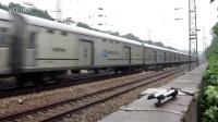 【美丽中国 魅力铁路•广铁长段车迷联盟】 X112易家湾站两道通过