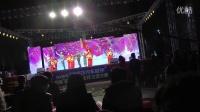 首届监利之星文艺大赛总决赛大垸夕阳红舞蹈队《十送红军》
