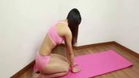 简单易学减肥操 减大肚子瑜伽