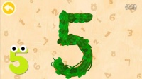 Kids learn writing Numbers with cute activities - Magic Numbers Educational game
