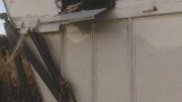 久保田106玉米收割机改装排杂筒和吸风机,效果杠杠的