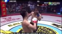 【格斗地界】中国拳手直接把菲律宾拳手扛起来砸向地面 打爆太阳穴血如泉涌