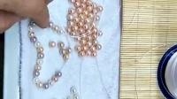 天若有情珍珠混彩项链手链毛衣链小梅最爱手工QQ184609285