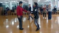 舞厅恰恰舞:A组套路(2)