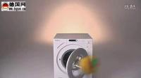 德国美诺Miele洗衣机与儿童广告