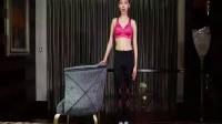 郑多莲瑜伽减肥视频 臀部减肥动作