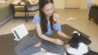 (悦舞官方)美女瑜伽热舞直播11-17-9
