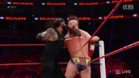 最新 wwe高柏vs送葬者 NXT最新