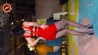 【舞艺吧 大牛】红色短裙 热舞