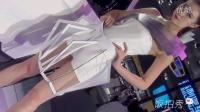 韩国美女车展模特图片