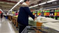 沃尔玛超市怎么样-超市购物车投币锁怎么用