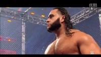 【中文解说】WWE2016年11月22日地狱牢笼赛!全美冠