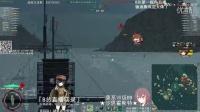 『战舰世界B总直播实录』副炮流就是莽,13w输出追着北卡打,德系7级BB沙恩霍斯特