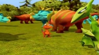 恐龙列车-野牛龙