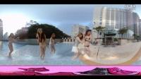 VR香港美女泳池写真视频