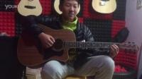 艾艺吉他《两只老虎》王祖逊测评