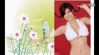 【美女写真系列】10_日本美女白色内衣可爱写真视频