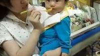 八个月宝宝辅食南瓜泥