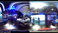 【VR全景逛车展】2016广州车展--奔驰展台