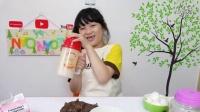 DIY Pokemon精靈寶可夢神奇寶貝雞蛋糕製作玩具/Pokemon Cake Making Kit [NyoNyoTV 妞妞TV]