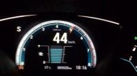 东风本田Honda十代思域0到100加速视频