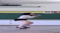 【车模美女写真系列】5_性感美腿BeautyLeg制服女老师教室热舞