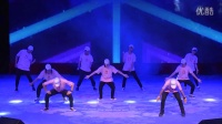 深圳舞蹈网成人暑期汇报演出节目街舞《My dance life》2016年