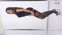 【绞尽撸汁メ】性感美女条纹黑丝紧身包臀裙激 巨乳丰满美女激情热舞DJ性感慢摇_标清