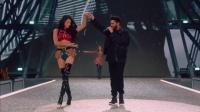 欧美:2016年维秘内衣秀现场 Lady Gaga气场全开 火星哥 The Weeknd