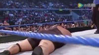 "WWE经典 ""战神""高柏VS凯恩 进化军团乱入偷袭!"