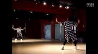 日韩爵士舞时间流逝 GFriend《Rough》练习室分解4-韩国集体舞蹈教学视频