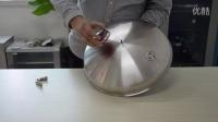 锅盖组装教程视频