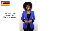 NEWS:1st video LESLEY CHAKURIRA contestant N:02 from ZIMBABWE living in NANJING