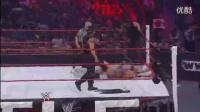 WWE神兽毁灭之路!布洛克莱斯纳三十大惨不忍睹攻击TOP 30wwe2016年11月29wwe强者生存2016版如果蜗牛有爱情