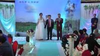 2016年时尚主持阿峰最新婚礼视频喜庆退场