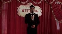 婚礼主持人大伟 手机微信同步 18638690202