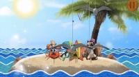海绵宝宝在孤岛