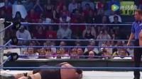 WWE 罗曼雷恩斯 Spear 2016 Roman Reigns