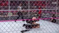 【中文解说】WWE 巅峰时期巨人卡里 VS 野兽巴蒂斯