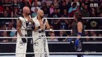WWE罗曼雷恩斯嗑药后回归