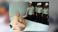 娱闻第一速递 2016 12月 中国最胖男孩10岁140斤 洗澡需要惊动消防队 161204