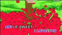 《经典英文卡通儿歌》36《Apple Tree》~1