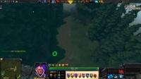 dota2的rpg游戏 丛林肉搏战第7集 乱学技能的敌法师被日成狗