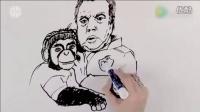 手绘漫画贝尔职业生涯昔日小猴如今变齐天大圣