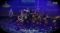 Shiva Stotram Fusion dance - Norway tamil film festival. 2015