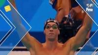 【2016泳坛盛典】菲尔普斯:2016FINA年度最佳男子游泳运动员