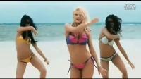 沙滩美女走秀