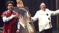 首届吉利国际歌剧声乐大赛评委会主席男高音大师PIETRO BALLO 大师身着吉利生前戏服演唱High C !