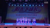 龙山县中小学生艺术展演节目