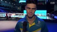 澳大利亚游泳队快问快答挑战(2016FINA温莎世界游泳锦标赛)